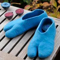 online store bfb68 d8687 Schuhe filzen – aki-filz.de